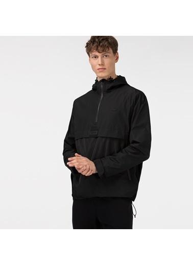 Lacoste Erkek Kapüşon Mont BH0106.06S Siyah